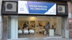 El presidente del Concejo visitó la remodelada Oficina Municipal del Consumidor